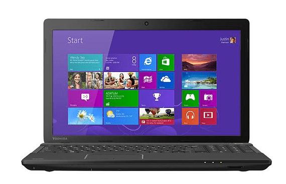 Toshiba Satellite 15.6 Laptop