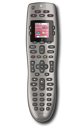 logitech harmony universal remote control