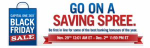 capital one black friday sale