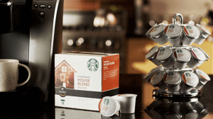 free starbucks k cup sample