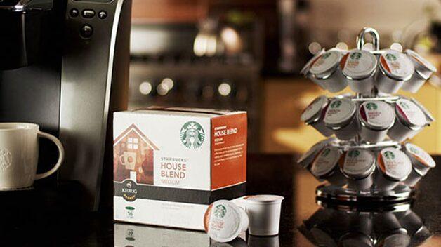 Free Starbucks K Cups Sample – Latte (I love these)!