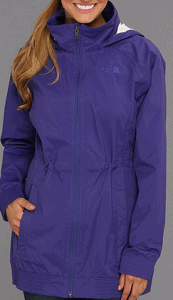 The North Face Sereyna rain Jacket