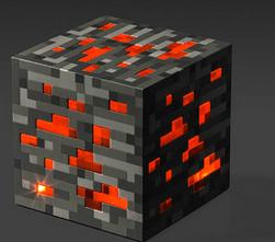 redstone ore night light