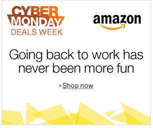 Amazon Cyber Monday Deals 2017!