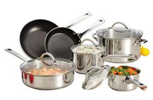 Farberware Stainless Cookware