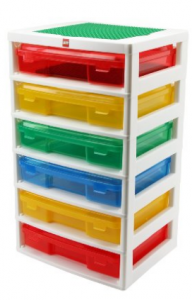 Iris Lego Storage and Workstation