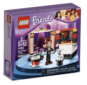 Lego Friends Mia Magic Tricks