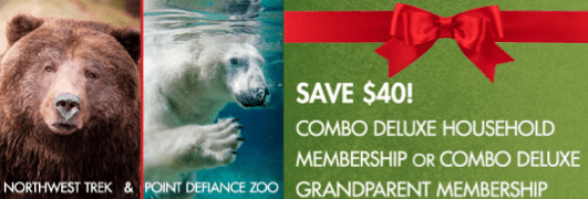 point defiance zoo northwest trek discounted membership