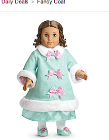 american girl party dress