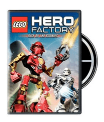 lego hero factory dvd