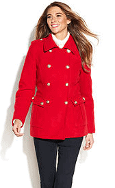 Style and Co Pea Coat