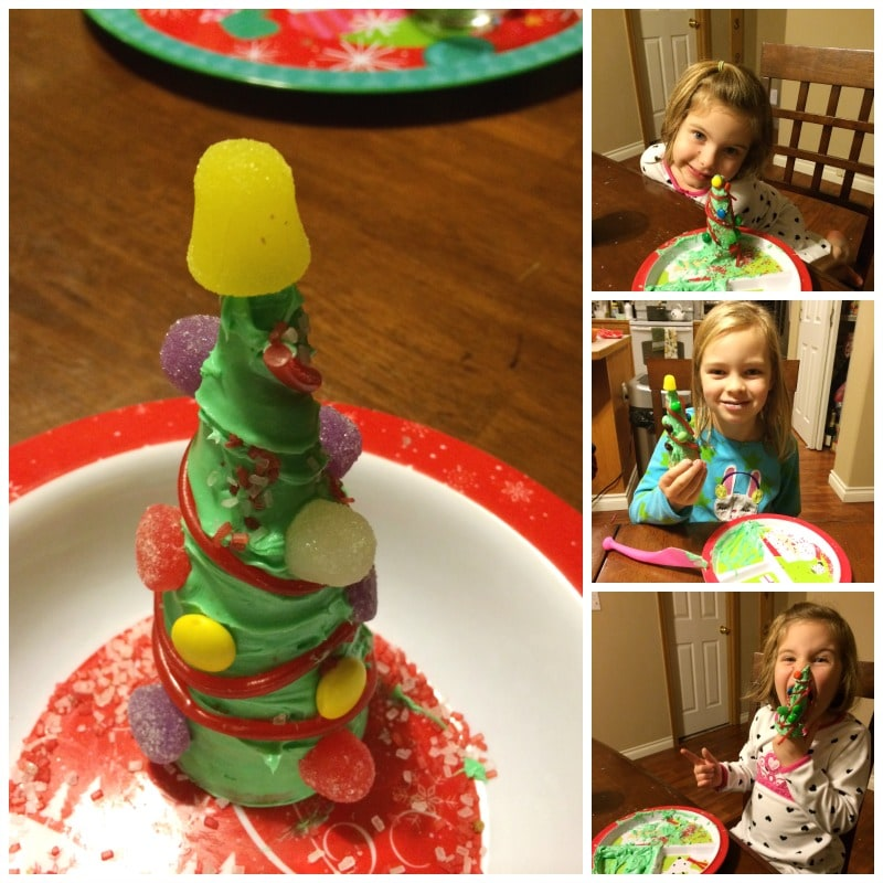 christmas tree cone fun