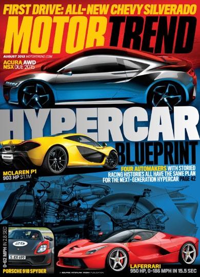 motortrend magazine