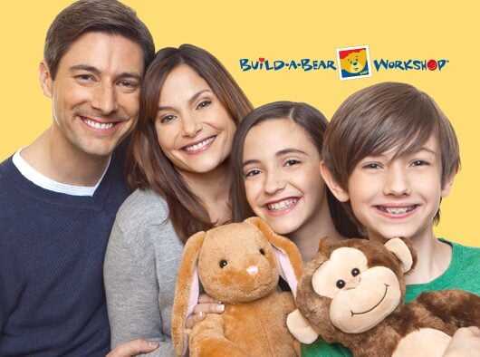 Build A Bear Coupons – $6 Off $12 From Living Social to Spend at Build A Bear!