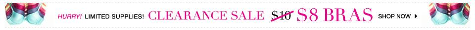 $8 Bra Sale From Maidenform!