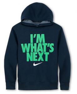 Nike Boys Fleece Sweatshirt