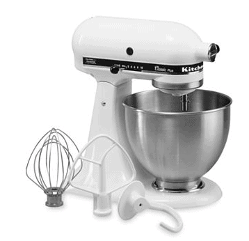 Kitchen Aid Mixer Sale – Mixer as low as $120.49 after Kohl's cash & rebate!