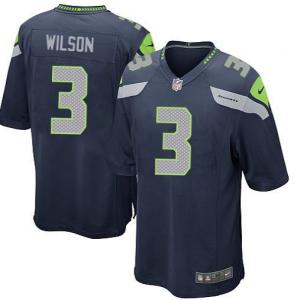 Seahawks Jersey Wilson