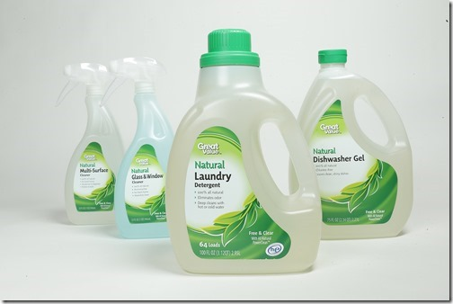 Walmart natural cleaning products