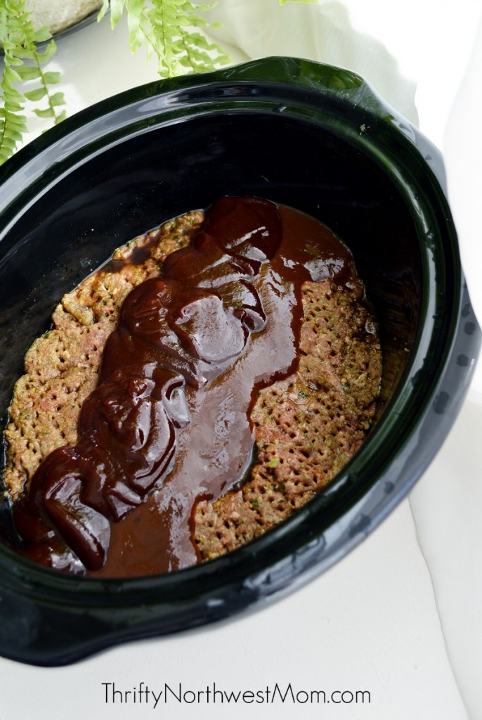 Healthy Meatloaf with Worcestershire Sauce