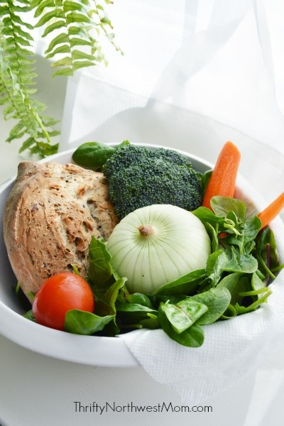 healthy meatloaf ingredients