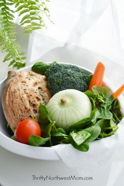 healthy meatloaf ingredients