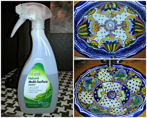 Walmart Now Carries Natural Cleaning Products For LESS! #WMTGreen