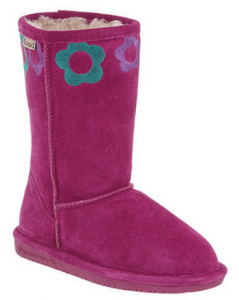 Bearpaw Jessie Suede Boot