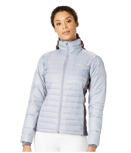 Columbia Apparel Sale - Columbia Powder Pillow Hybrid Jacket
