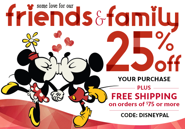 disney store coupon code in store