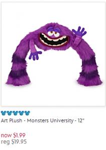 Disney Store Plush Doll