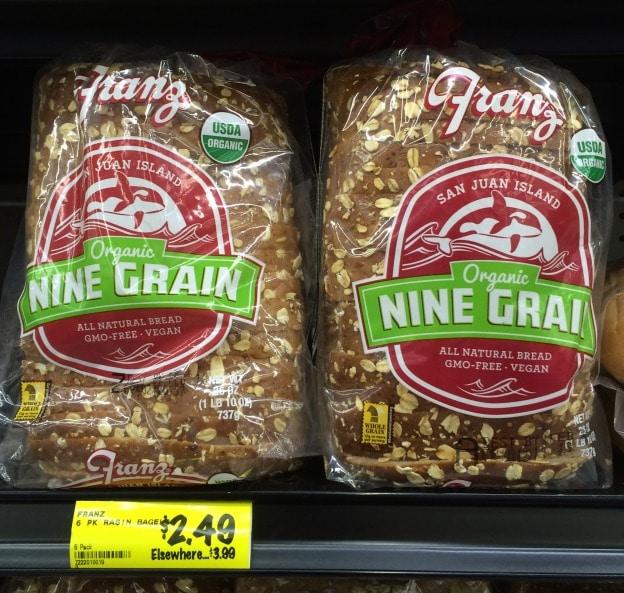 Franz Organic Bread