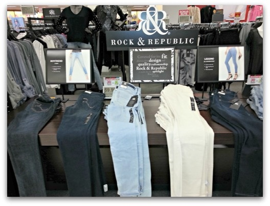kohls rock and republic jeans great style comfort at. Black Bedroom Furniture Sets. Home Design Ideas