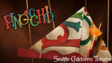 Seattle Children's Theater hosts Pinocchio through Goldstar!