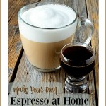 Homemade Espresso Drinks (Lattes, etc) – No Fancy Machine Needed!