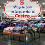 ways to save on membership at costco