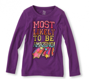 Amazing Girl Shirt