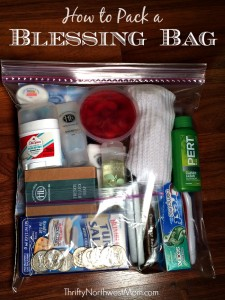 Blessing Bag Kits