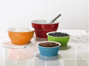 Ceramic Mixing Bowl Set