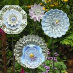 Using Recycled Glass To Make Flowers – DIY Glass Flowers!