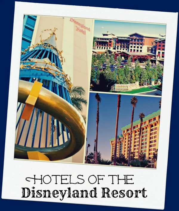 Hotels and Disneyland