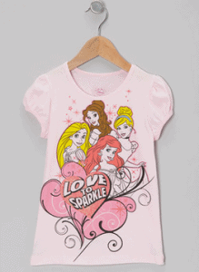 Love to Sparkle T Shirt