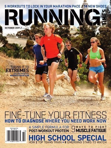 Running Times – One Year Subscription For $5.99 Today!