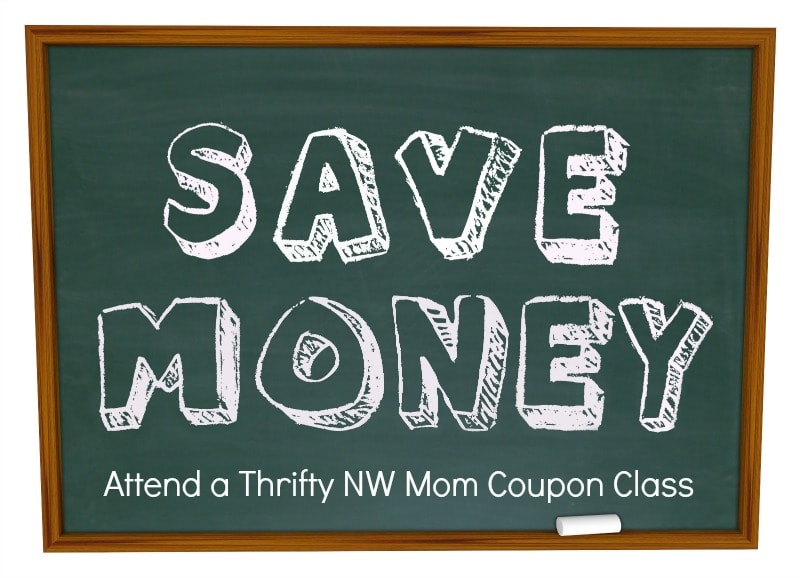Northwest Coupon Classes