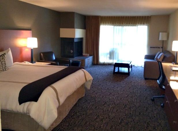 Resort at the mountain lodging