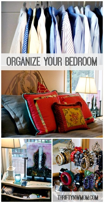 how to organize your bedroom 5 ways make your master bedroom