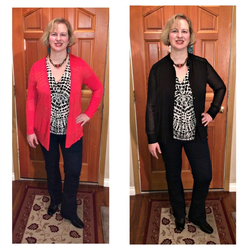 Rock & Republic casual to dressy outfits