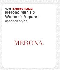 Cartwheel Coupons: 40% Off Be Maternity Clothing!