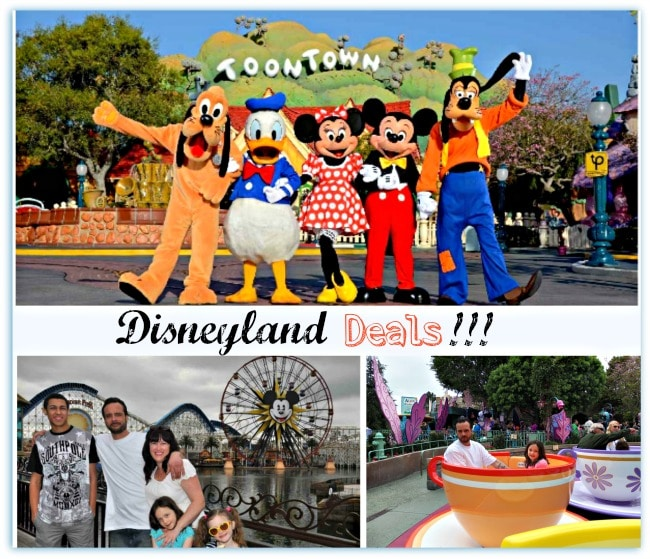 Buy Disneyland Tickets at Last Year's Rates