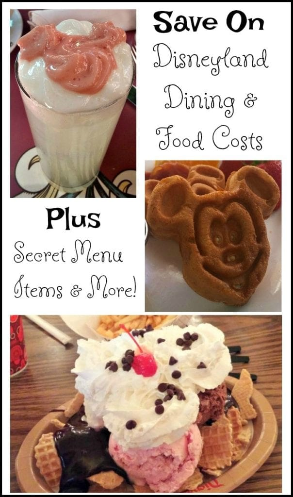Disneyland Dining – How To Save the Most Eating at Disneyland!
